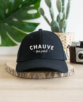 Casquette Chauve qui peut (brodé)