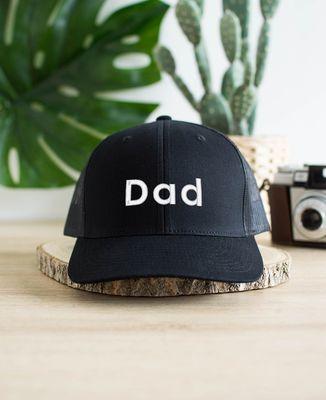 Casquette trucker Dad (brodé)