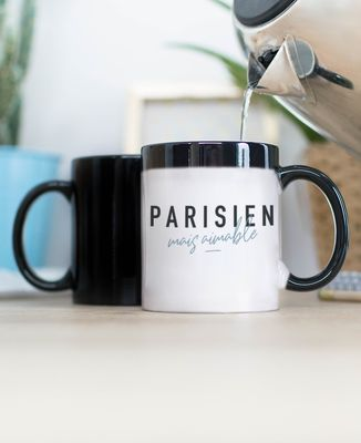 Mug Parisien mais aimable