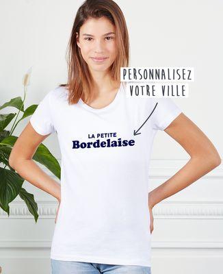 T-Shirt femme La petite personnalisé