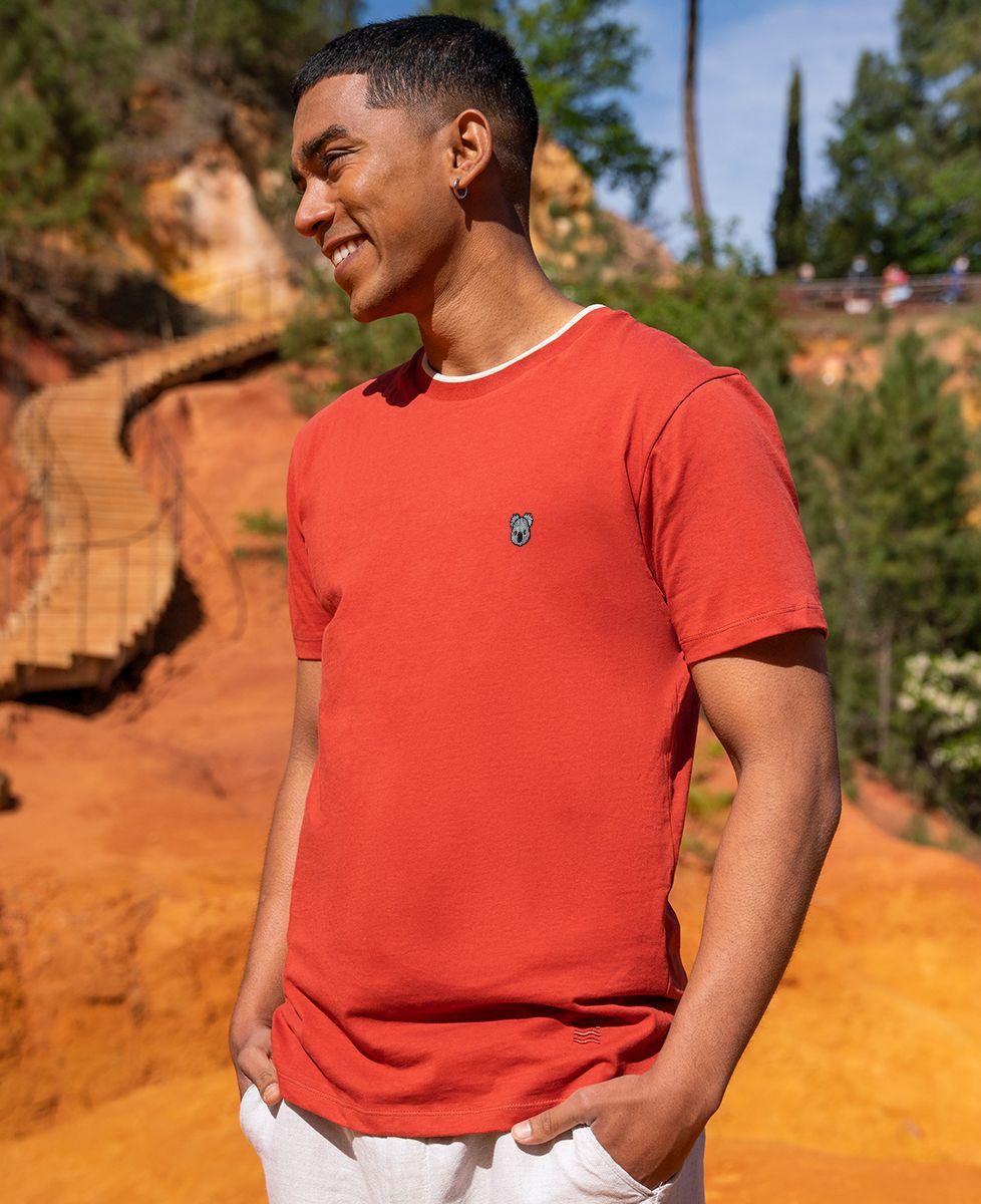T-shirt homme recyclé Filgood Filgood Koala (brodé)