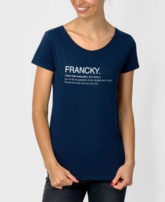T-Shirt femme Francky