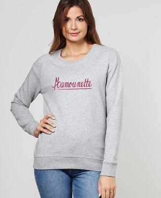 Sweatshirt femme Mamounette