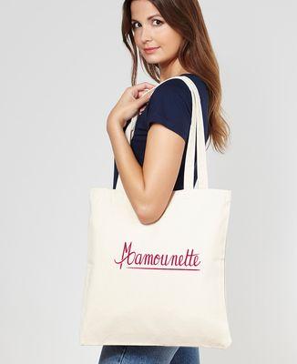 Tote bag Mamounette