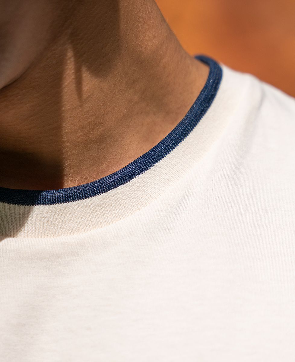 T-shirt homme recyclé Filgood Filgood Année personnnalisée