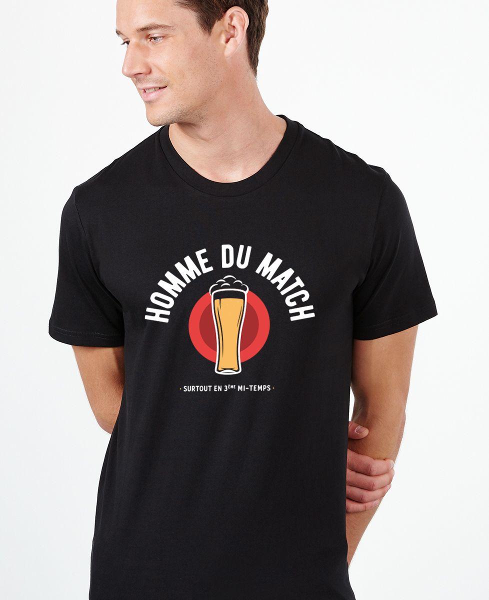 T-Shirt homme Homme du match