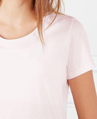 T-Shirt femme Parent et bébé brodé personnalisé