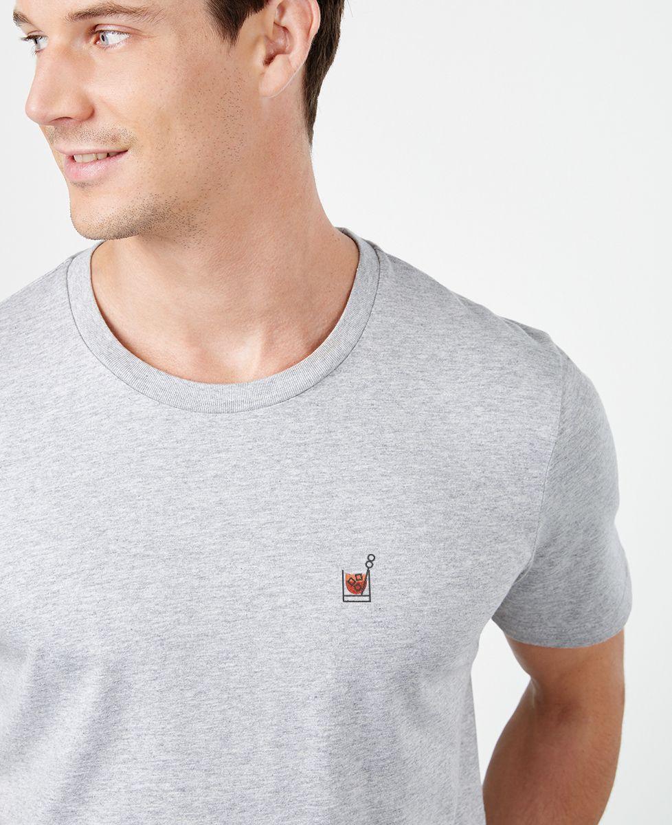 T-Shirt homme Americano (brodé)