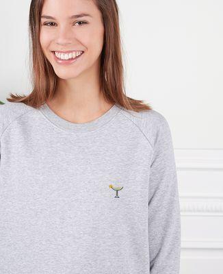 Sweatshirt femme Margarita (brodé)
