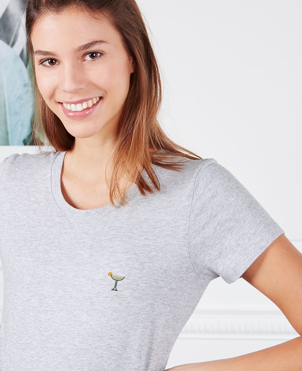 T-Shirt femme Margarita (brodé)