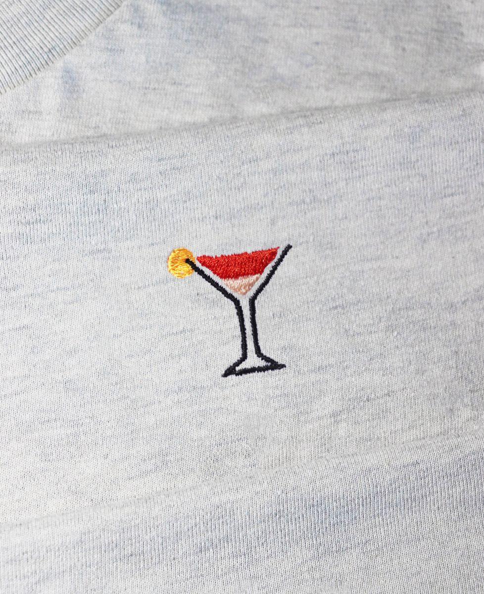 T-Shirt femme Cosmo (brodé)