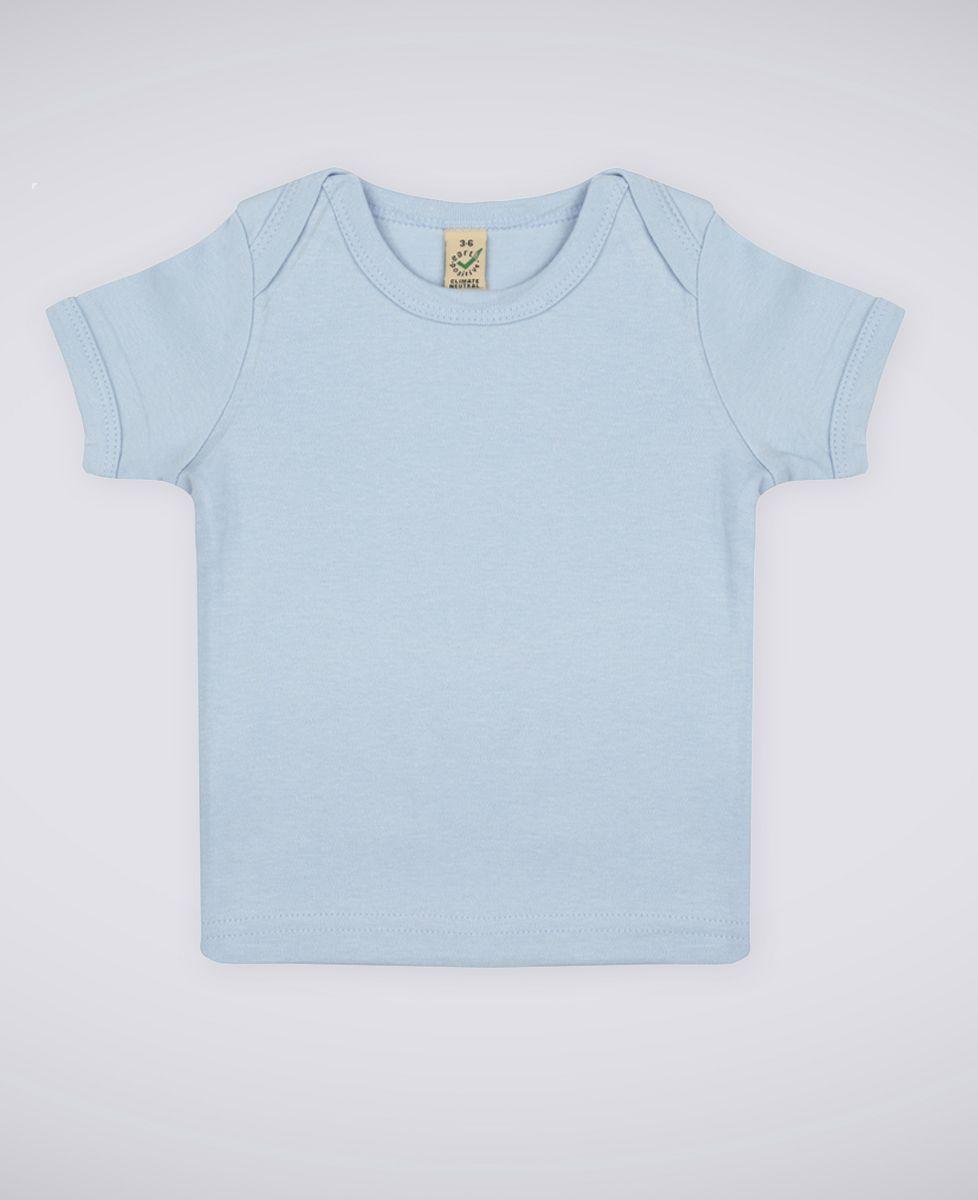 T-Shirt bébé Message brodé personnalisé
