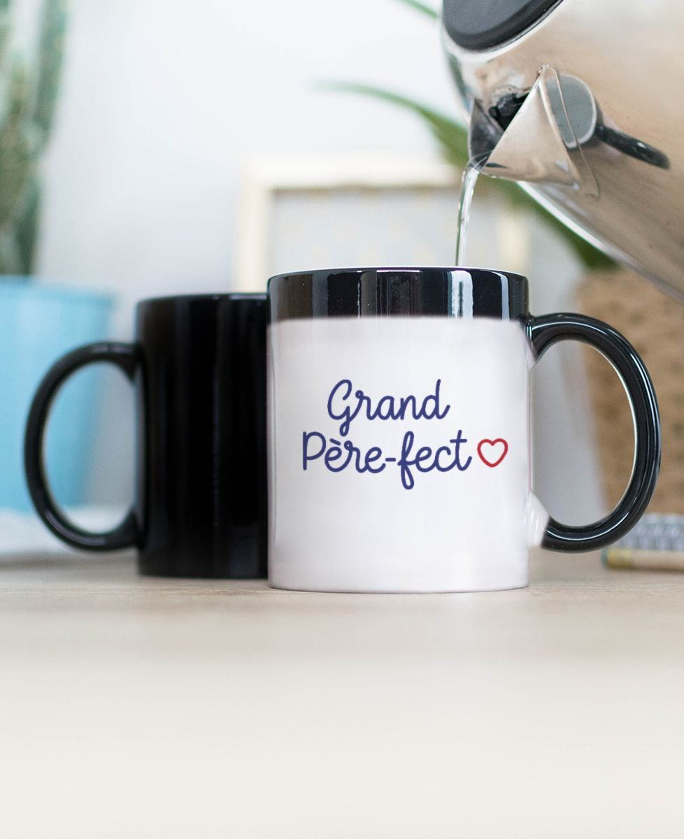 Mug Grand père-fect