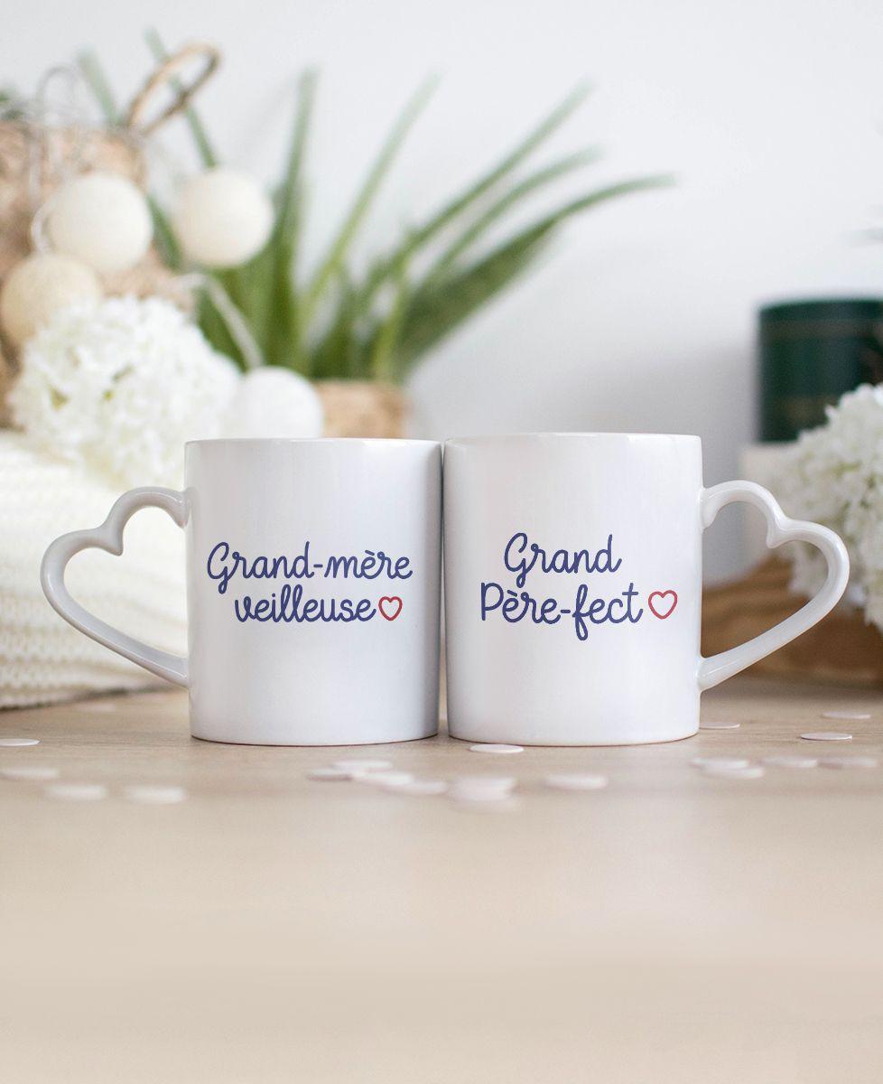 Mug Grand-mère veilleuse