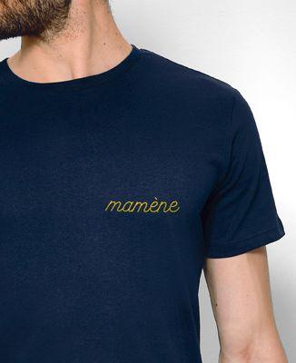 T-Shirt homme Mamène brodé