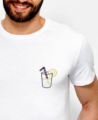 T-Shirt homme Limonade brodé