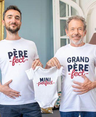 T-Shirt homme Pèrefect