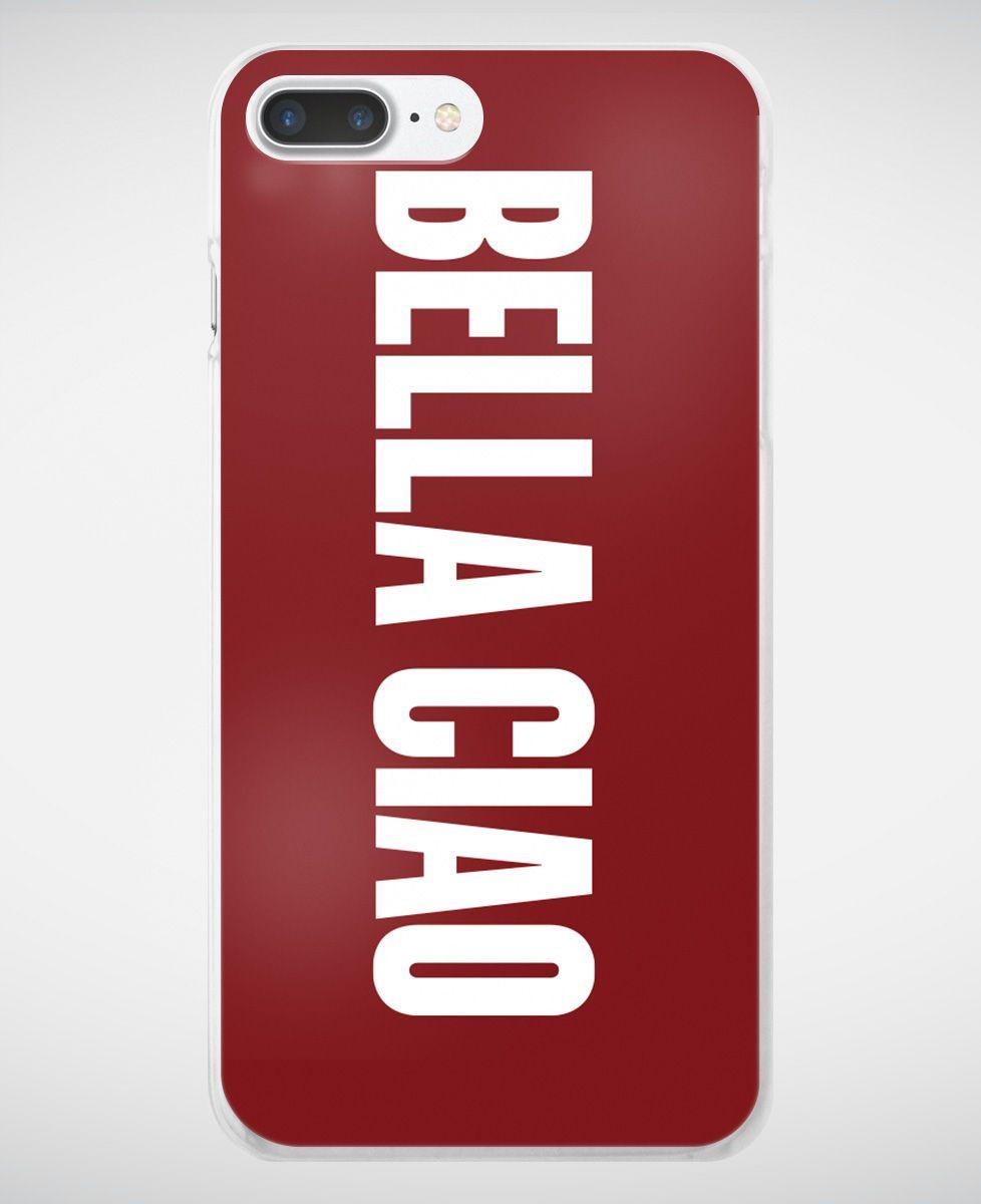 Coque smartphone Bella Ciao