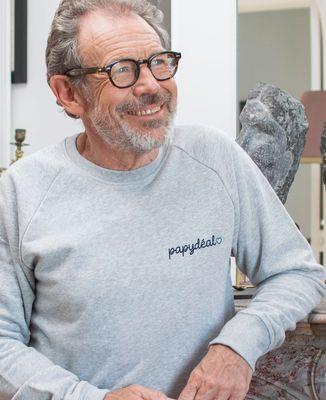 Sweatshirt homme Papydéal (brodé)