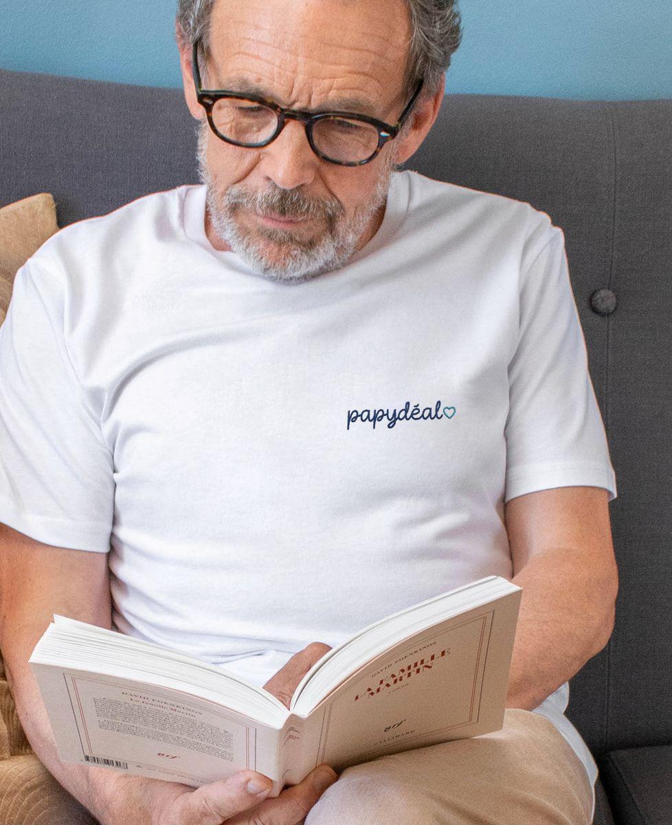 T-Shirt homme Papydéal (brodé)