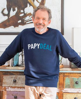 Sweatshirt homme Papydéal