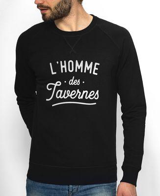 Sweatshirt homme L'homme des tavernes