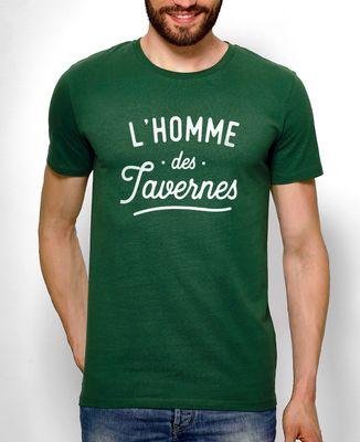 T-Shirt homme L'homme des tavernes