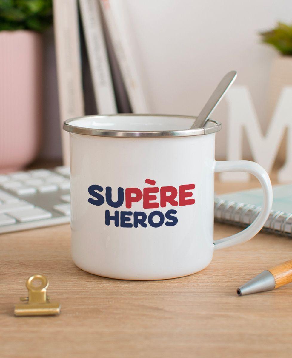 Mug Supère héros