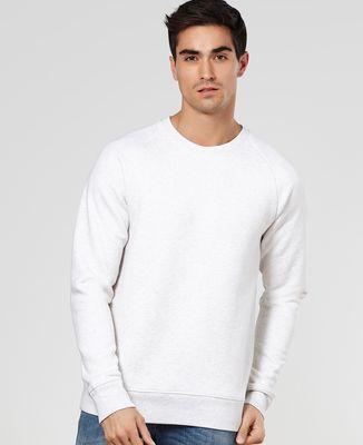 Sweatshirt homme L'homme idéal personnalisé