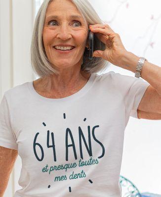 T-Shirt femme Presque toutes ses dents personnalisé