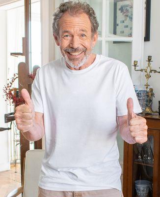 T-Shirt homme Presque toutes ses dents personnalisé