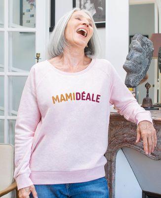 Sweatshirt femme Mamidéale