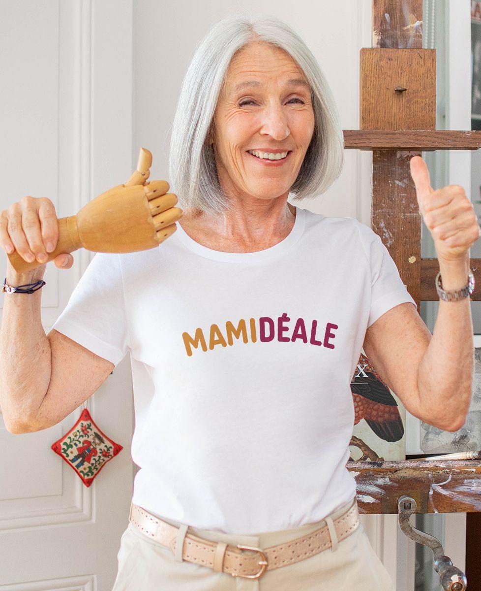 T-Shirt femme Mamidéale