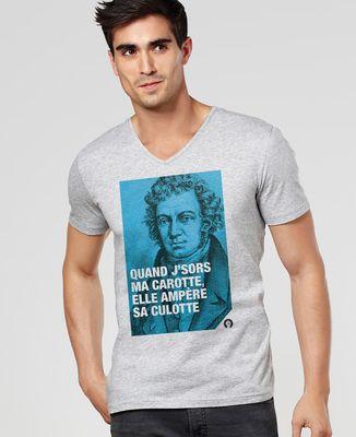 T-Shirt homme Ampère