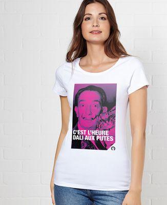 T-Shirt femme Dali