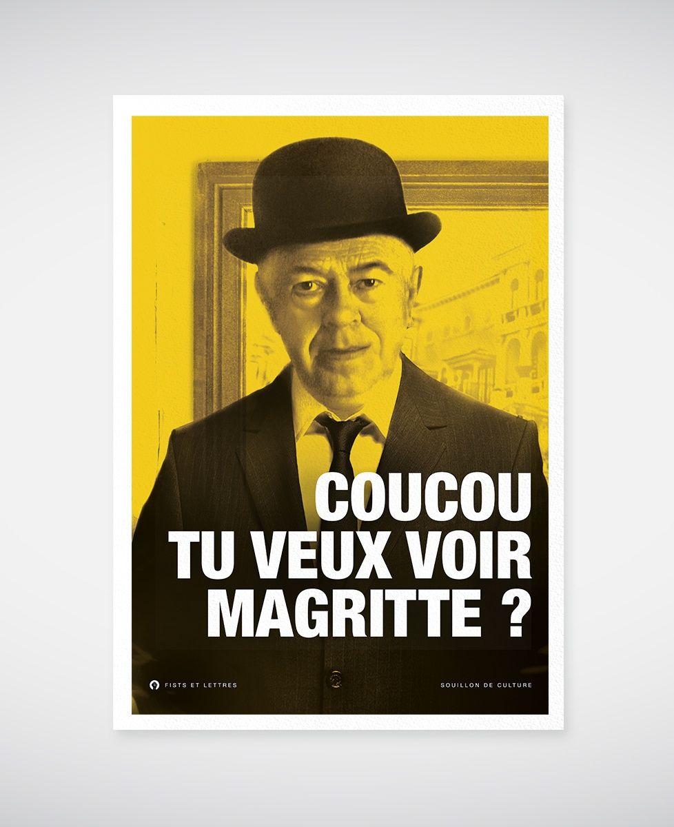 Affiche Magritte