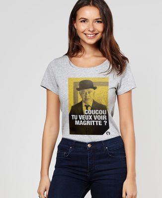 T-Shirt femme Magritte