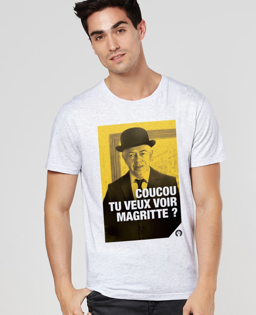T-Shirt homme Magritte