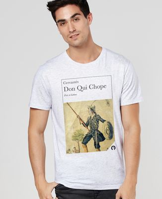 T-Shirt homme Don qui chope