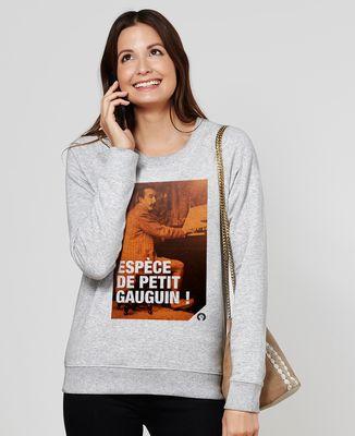 Sweatshirt femme Gauguin
