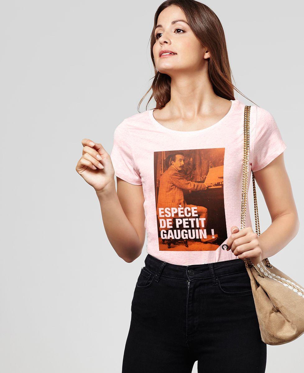 T-Shirt femme Gauguin