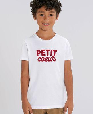 T-Shirt enfant Grand coeur / Petit coeur