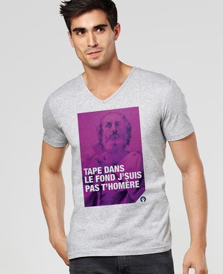 T-Shirt homme Homère