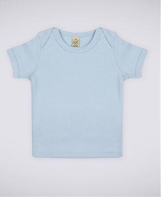 T-Shirt bébé Initiale et prénom de l'enfant personnalisé