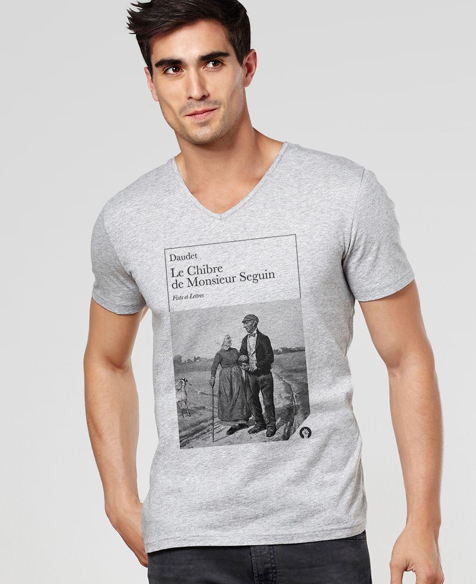 T-Shirt homme Le Chibre de Monsieur Seguin