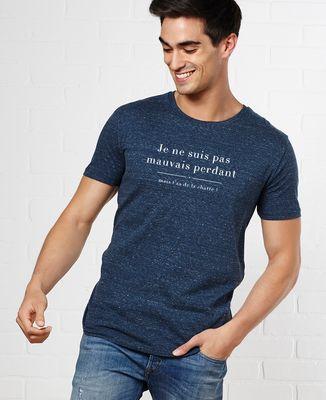 T-Shirt homme Mauvais perdant