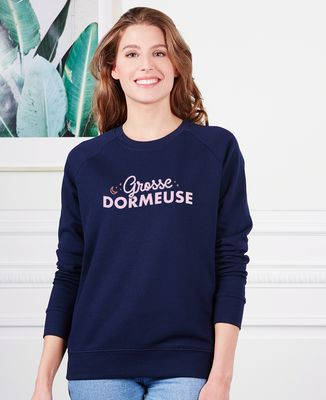 Sweatshirt femme Grosse dormeuse