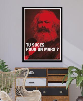 Affiche Marx