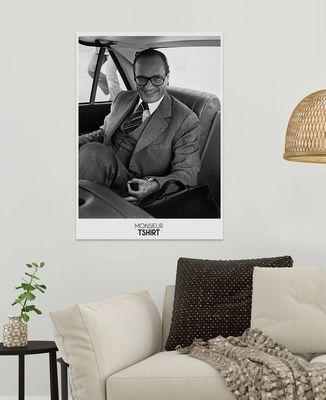 Affiche Jeu du rond Chirac