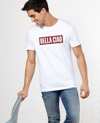 T-Shirt homme Bella Ciao